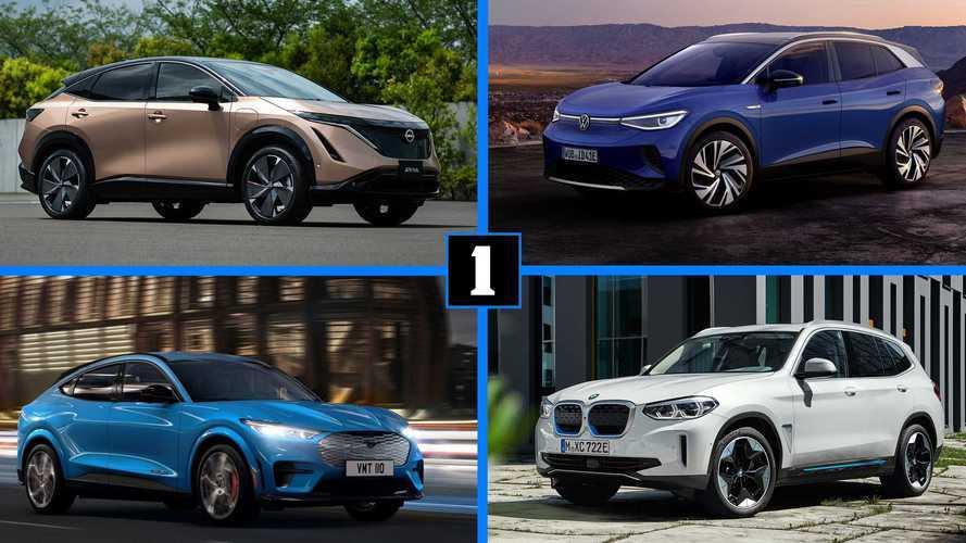 DIAPORAMA - Tous les SUV électriques qui arrivent en 2021