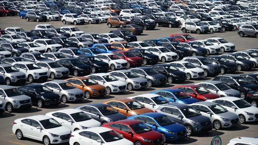 В 2020 году российский завод Hyundai выпустил почти 220 000 машин