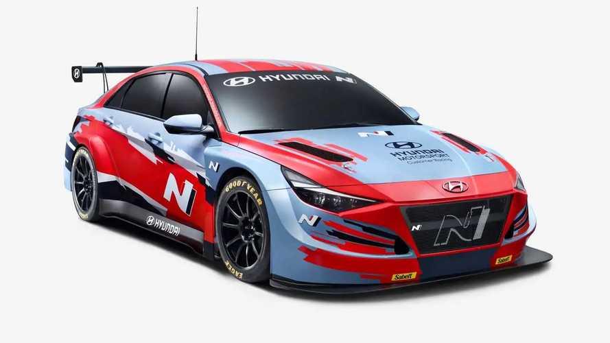 Hyundai Elantra N TCR (2020)