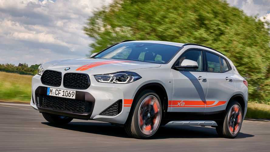 2021 BMW X2 Edition M Mesh Adds Bling To The Compact Crossover