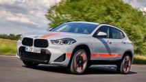 BMW X2 M Mesh Edition: Rückkehr der Rallyestreifen