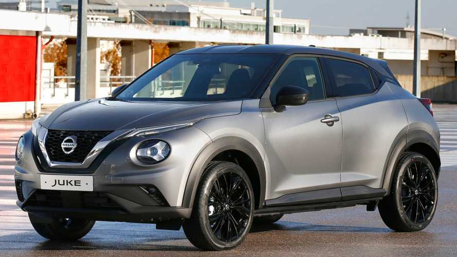 Style-orientated Juke Enigma arrives with £23k asking price