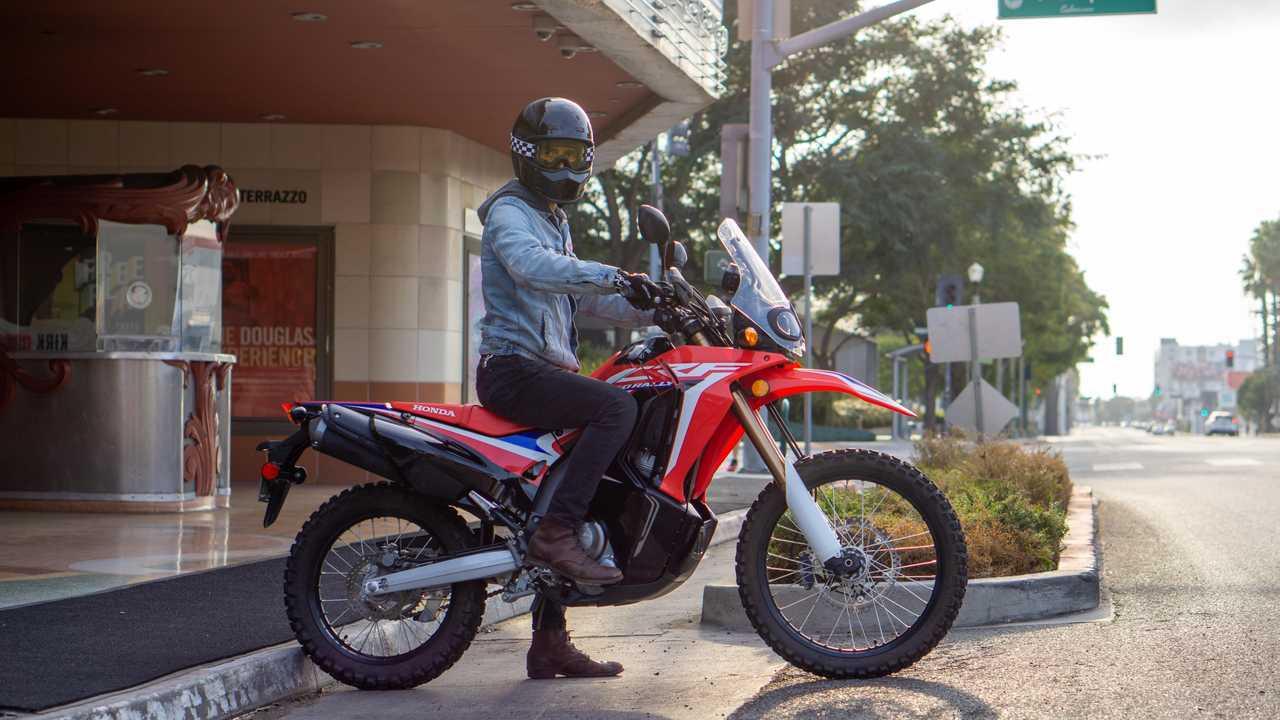 2019 Honda CRF250L RALLY - Urban