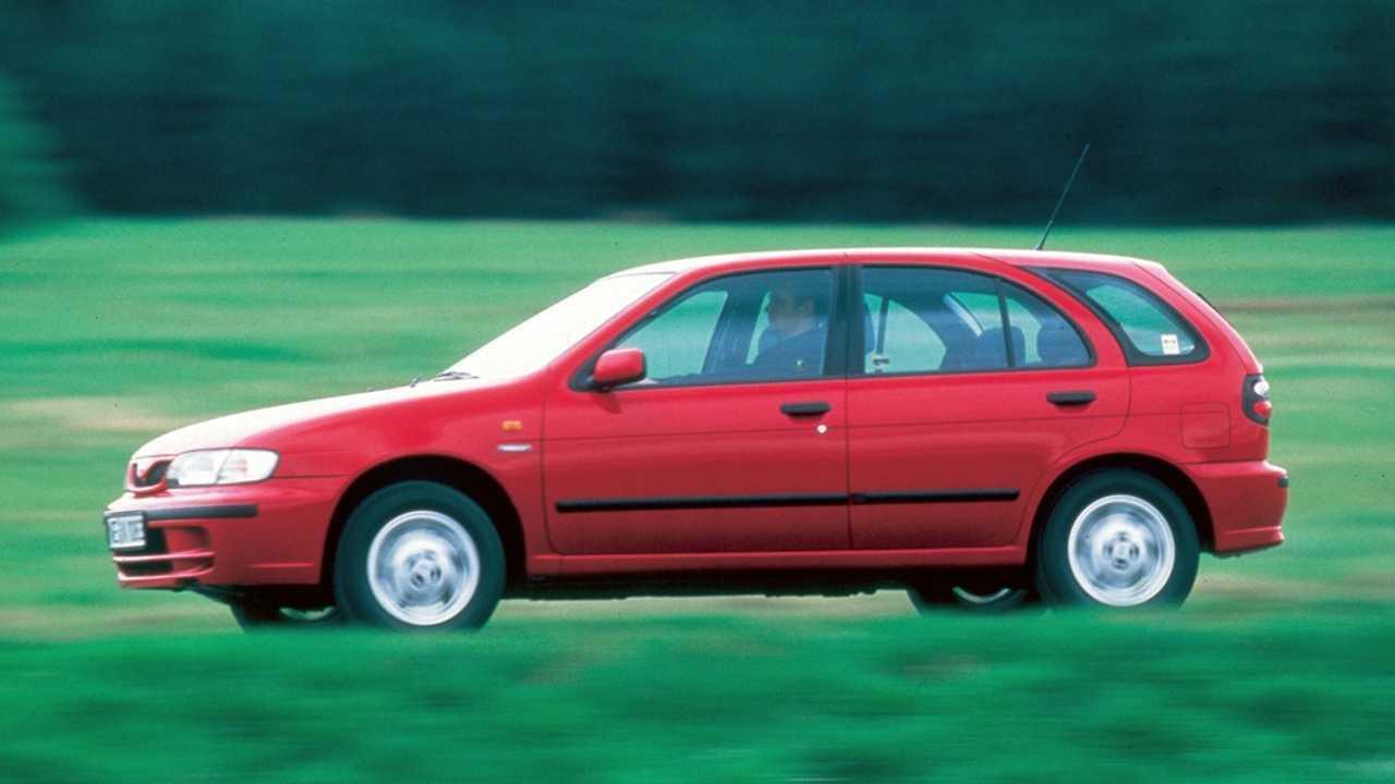 Nissan Almera Mk1 (1995 – 2000)