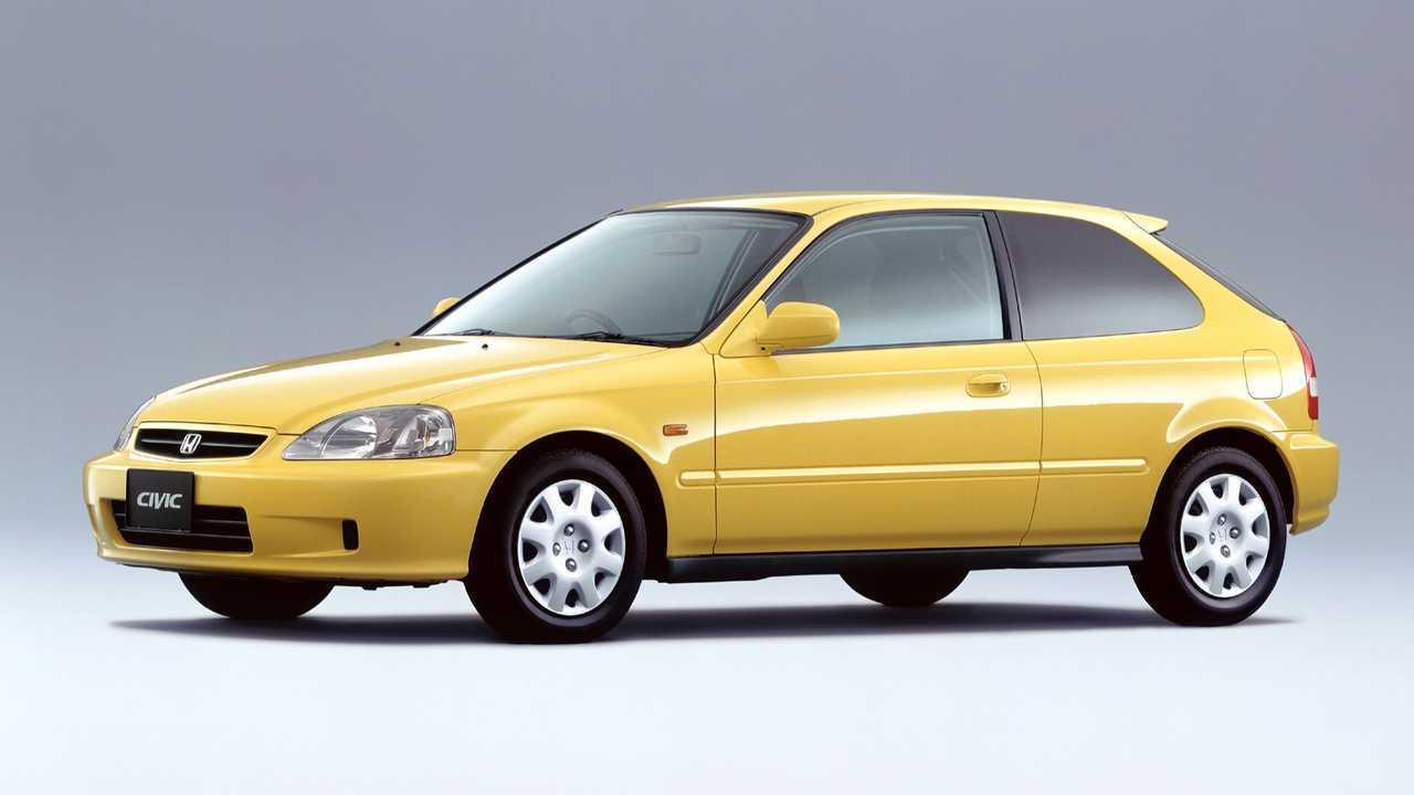 Honda Civic Mk6 (1995 – 2000)