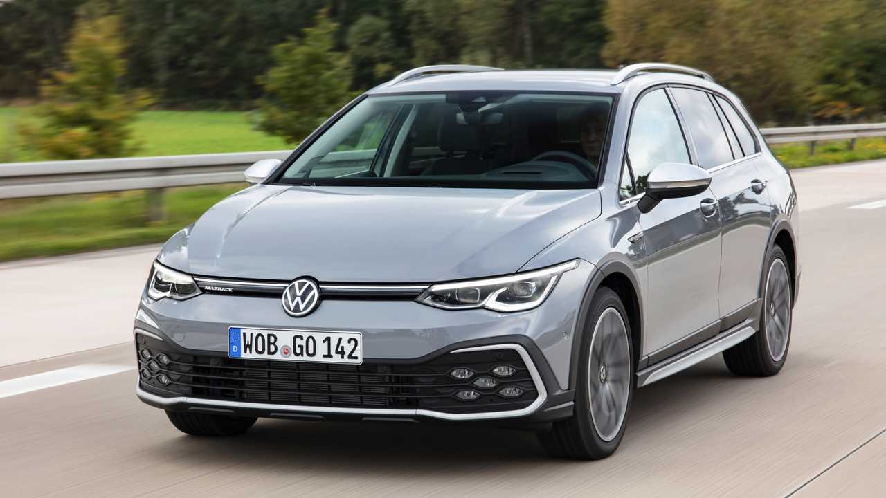 VW Golf Alltrack (2021)