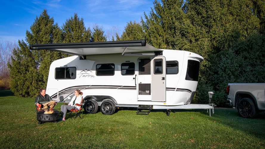 InТech Debuts Terra Oasis Camping Trailer With Serious Size