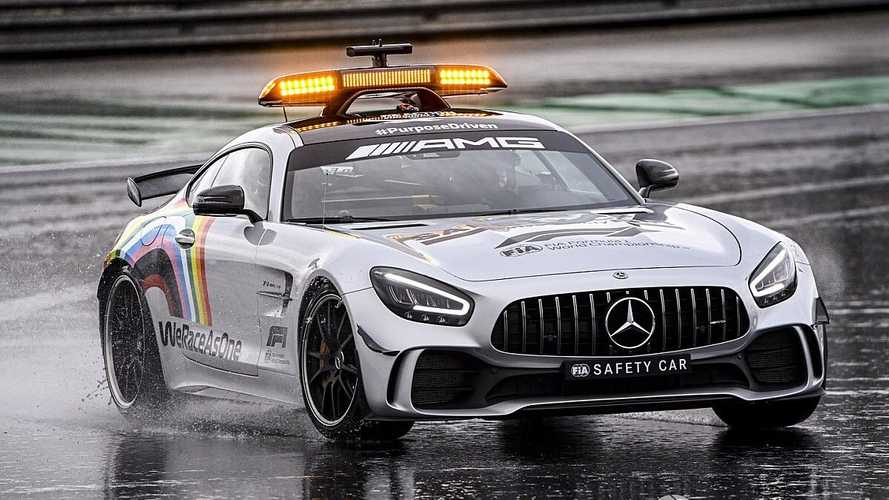 Aston Martin y Mercedes se repartirán el Safety Car en la F1 2021