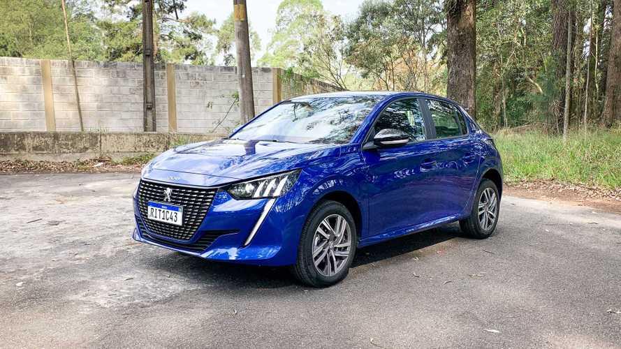 Teste: Novo Peugeot 208 Griffe 2021 é um pacote quase completo
