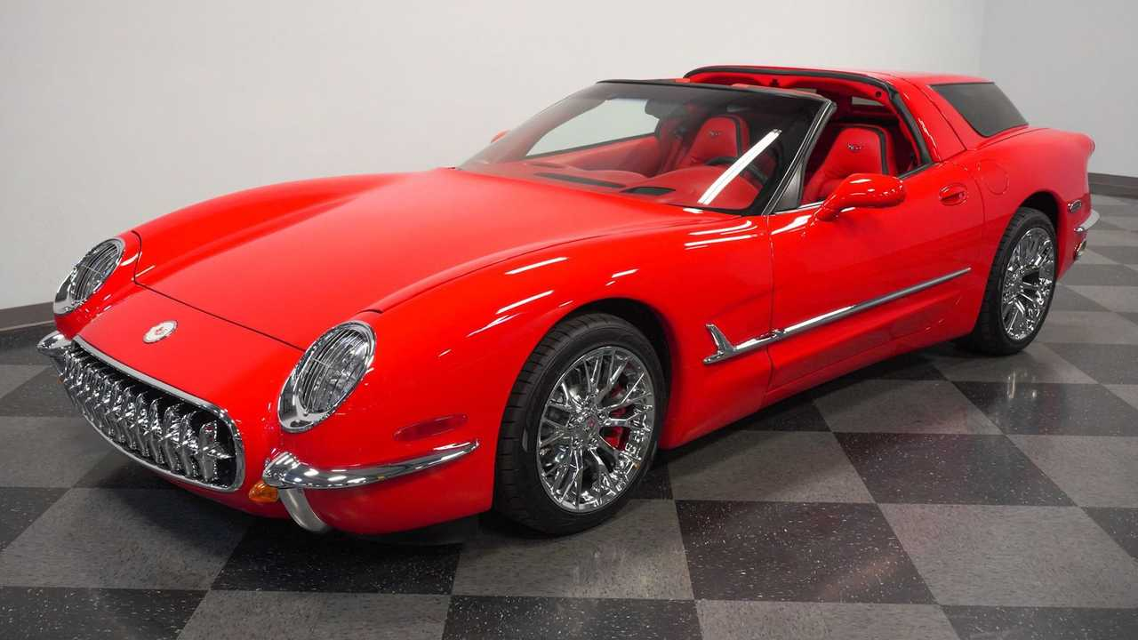 2004 Chevy Corvette Nomad By AAT