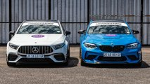 bmw m2 cs vs amg a45 s
