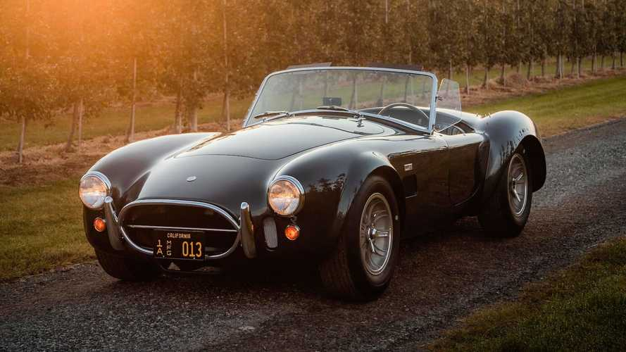 Carroll Shelby's Original, Owned-Since-New 427 Cobra Up For Auction