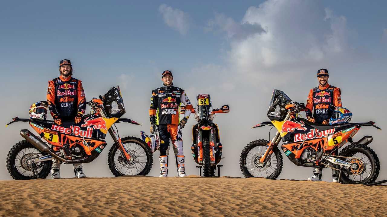 Red Bull KTM Factory Racing - 2021 Dakar Rally Preview