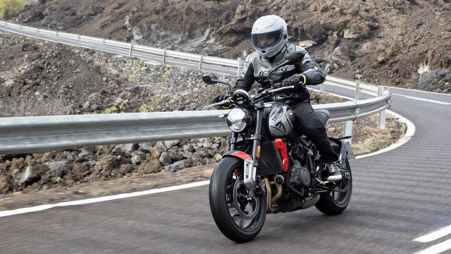 Review: 2021 Triumph Trident 660