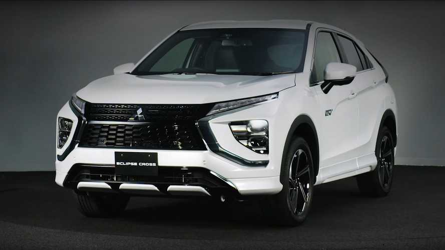 Mitsubishi Starts Sales Of Eclipse Cross PHEV In Japan