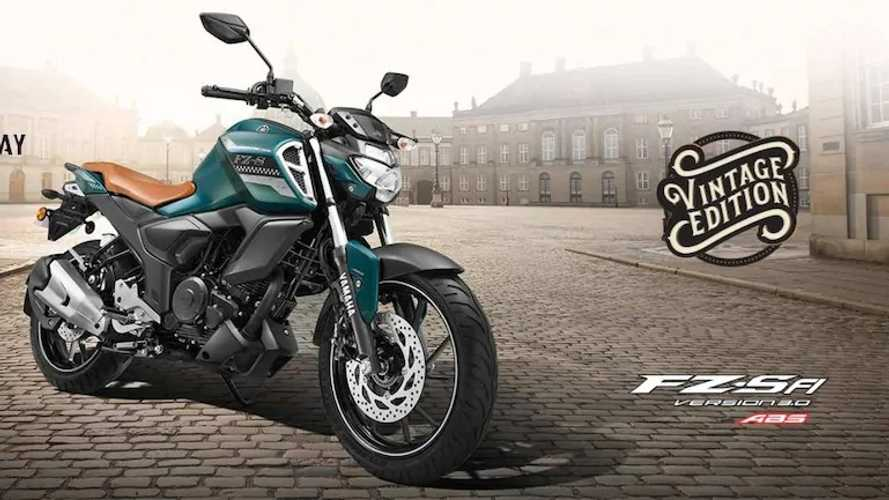 BS6 Yamaha FZ-S FI Vintage Edition Launched In India
