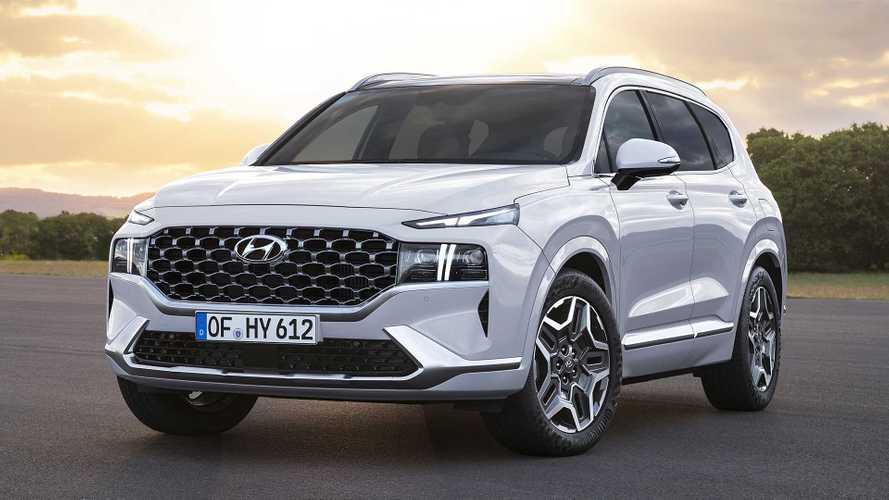 Nuova Hyundai Santa Fe: tutti i motori e la full hybrid da 230 CV