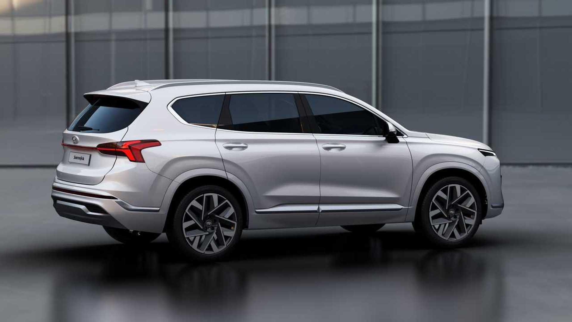 Novo Hyundai Santa Fe 2021 Liga Pelo Celular E Estaciona Sem Ninguem No Comando