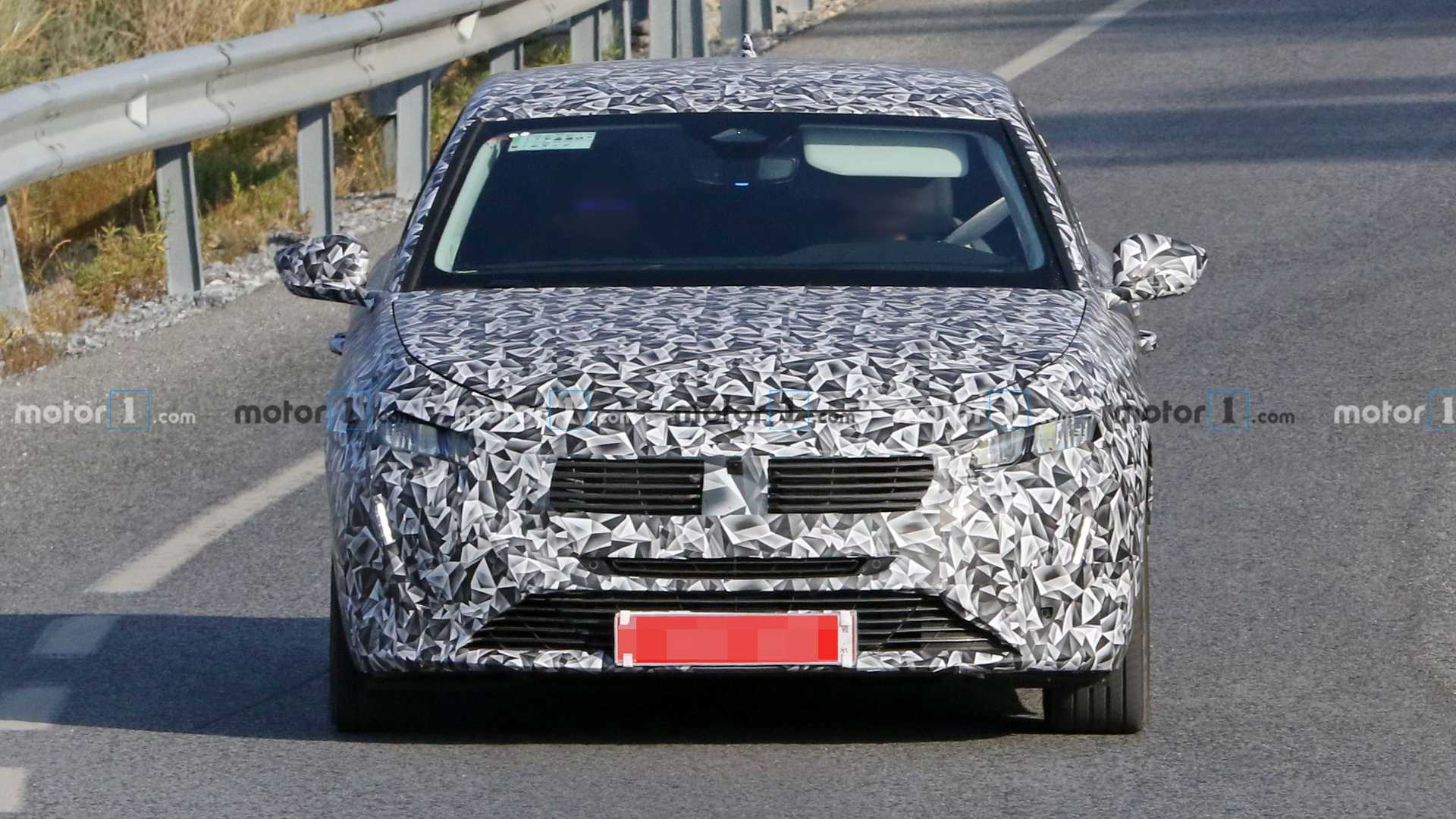 2021 - [Peugeot] 308 III [P51/P52] - Page 33 2022-peugeot-308-grille