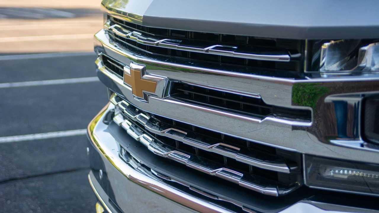 Chevrolet logosu