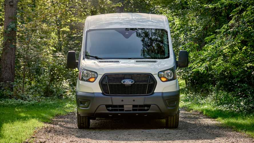 2021 Ford Transit Adventure Prep And RV Prep Packages