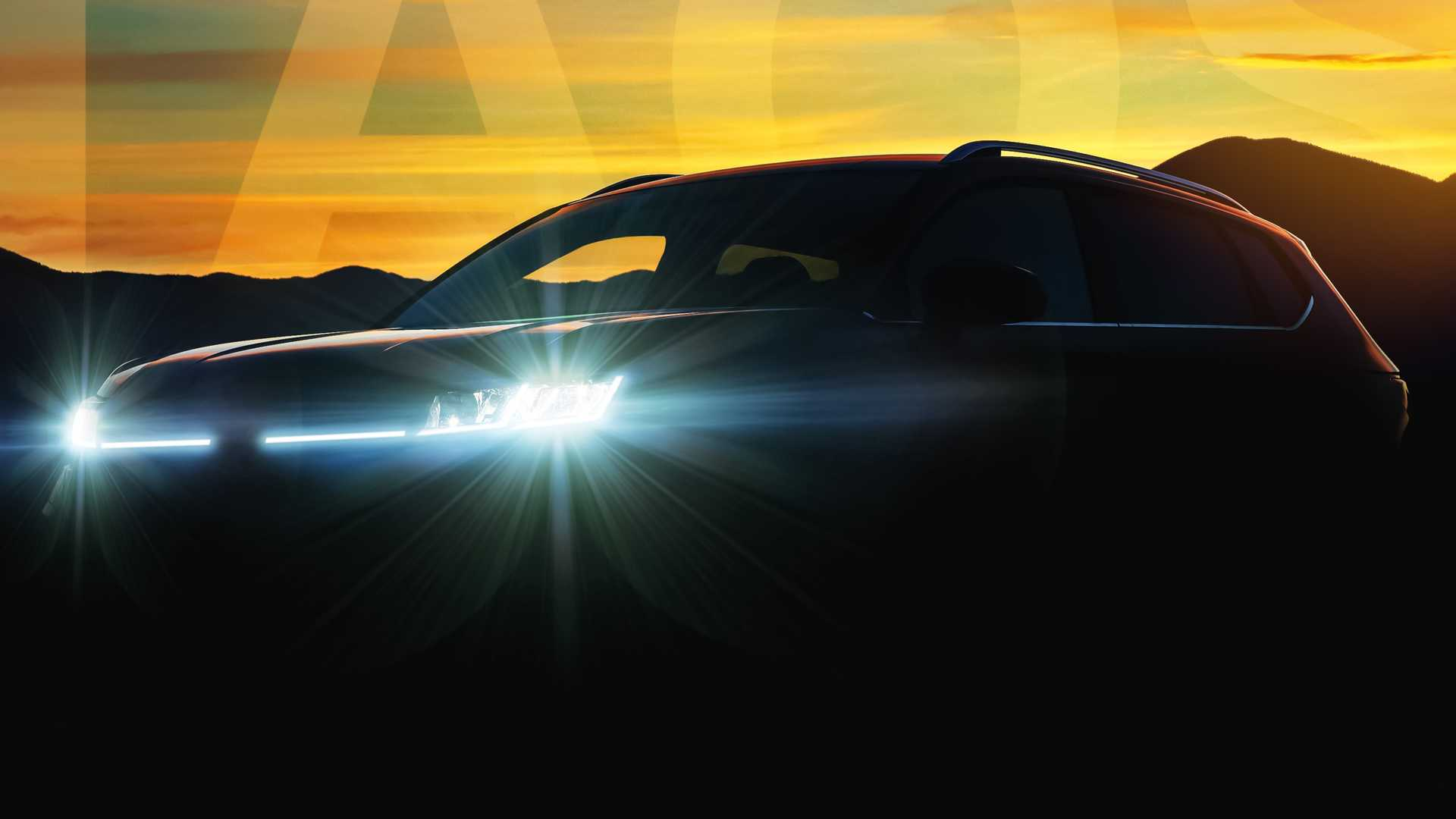 Volkswagen Taos Is Name For Upcoming Crossover Slotting Below Tiguan - Motor1