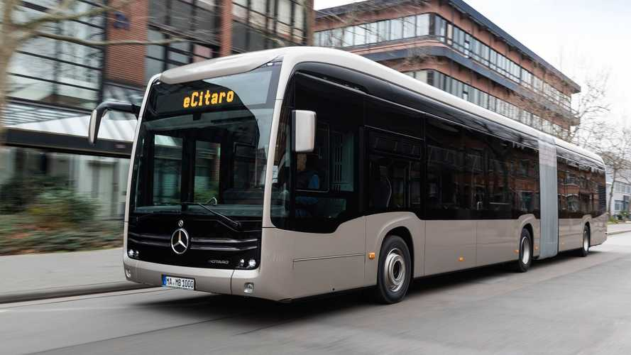 Mercedes-Benz eCitaro Buses With Solid-State Batteries Recalled
