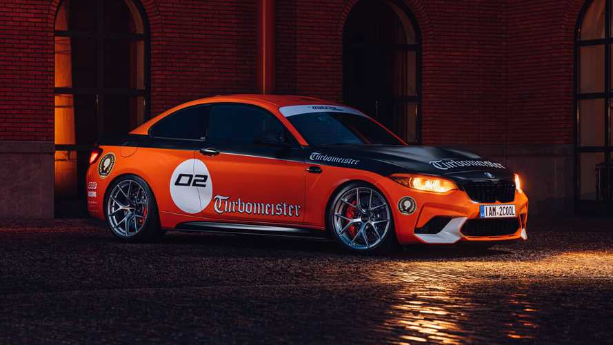 BMW M2 Turbomeister Edition, el M2 CSL no oficial