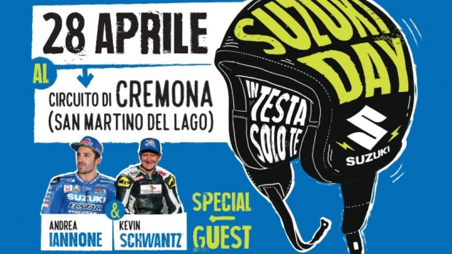 Suzuki Day, il circuito di Cremona ospita il grande evento