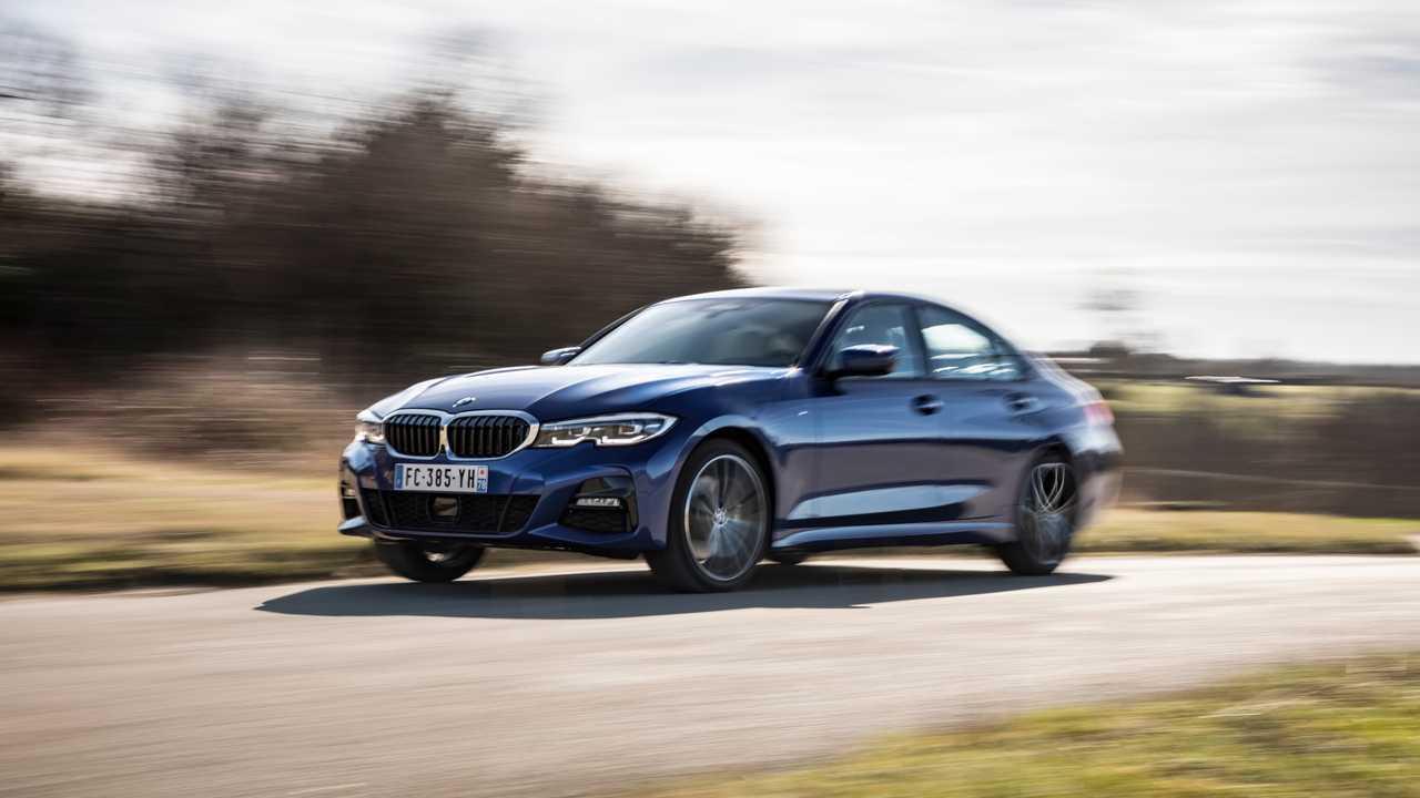 Medie (D) - BMW Serie 3