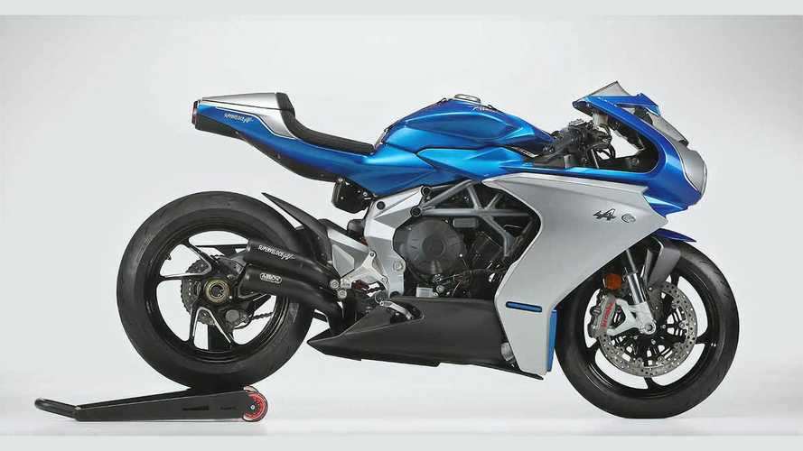 MV Agusta Releases Superveloce Alpine Limited Edition