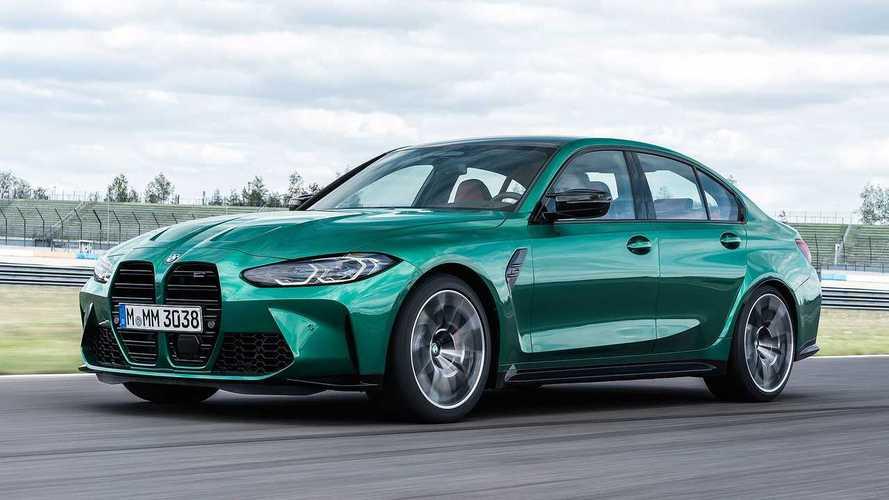 BMW M3 (2020)