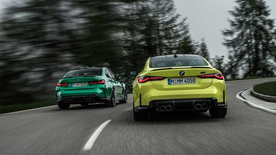 Los nuevos BMW M3 Berlina y M4 Coupé ya tienen precio en España