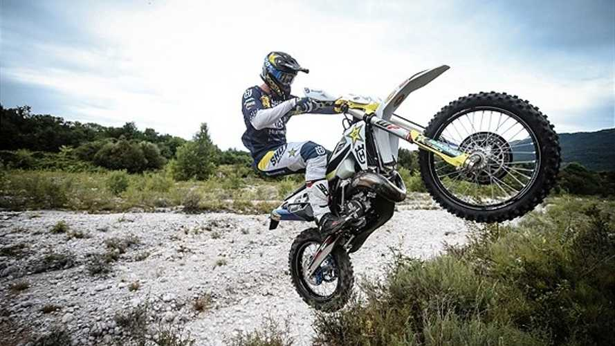 Husqvarna Factory Racing Continues Partnership With Rekluse