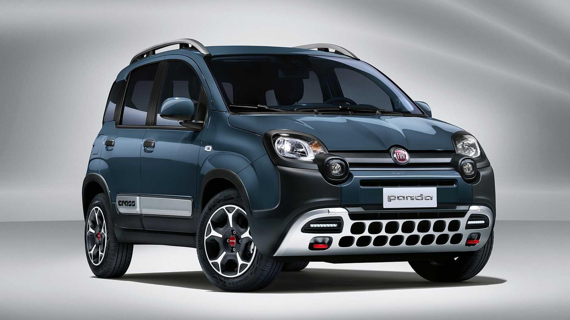 Makyajli 2021 Fiat Panda Sport Donanimina Da Kavustu