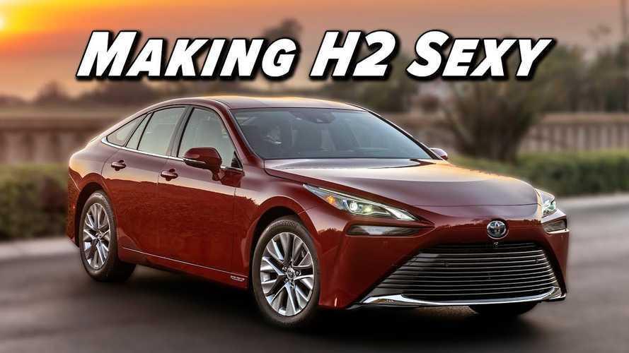 2021 Toyota Mirai Fuel Cell Sports Sedan Impresses Owner Of Previous-Gen Model