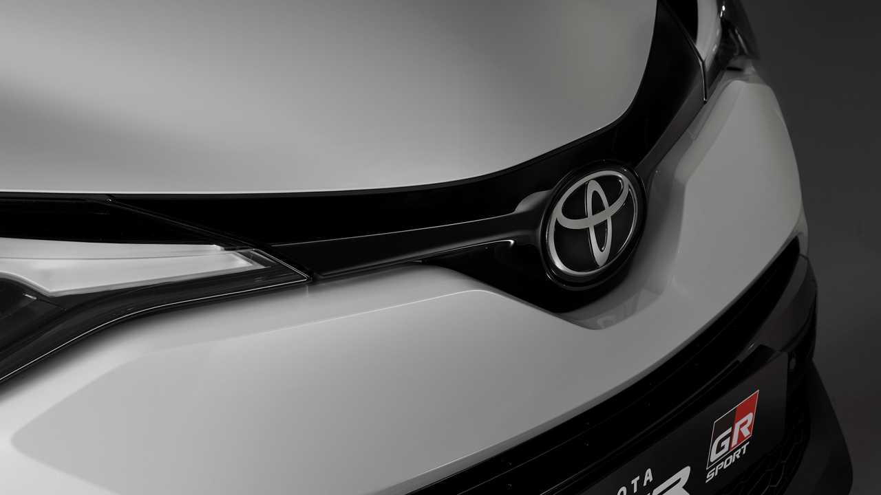 Toyota CH-R Front Badge