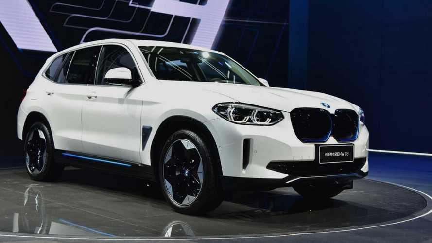 BMW iX3: SUV elétrico estreia para o público e tem início de pré-venda