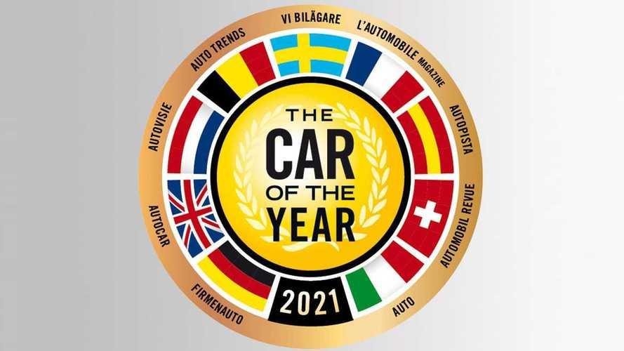 Découvrez les sept finalistes pour l'élection de la Voiture de l'année 2021