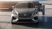 jaguar f pace 2021 facelift