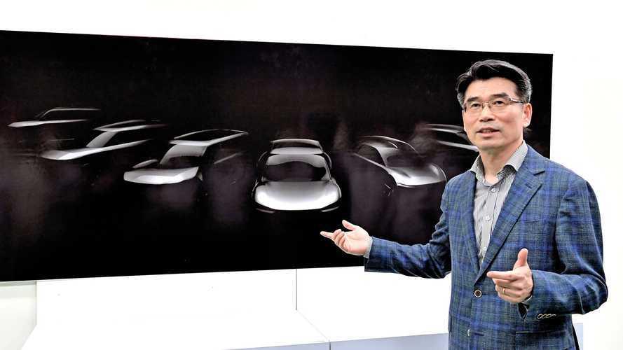 KIA пообещала семь новых электромобилей к 2027 году
