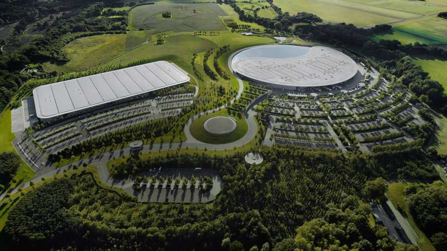 McLaren cède son Technology Center de Woking
