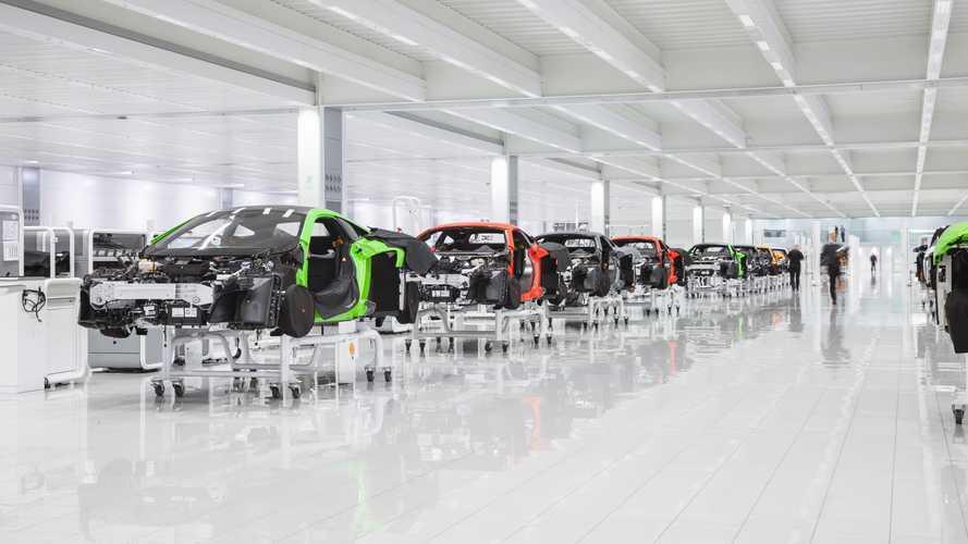 McLaren, la sede di Woking è in vendita