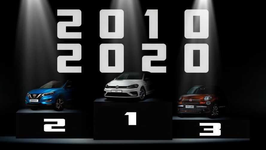 Auto Diesel, ecco le più vendute degli ultimi 10 anni