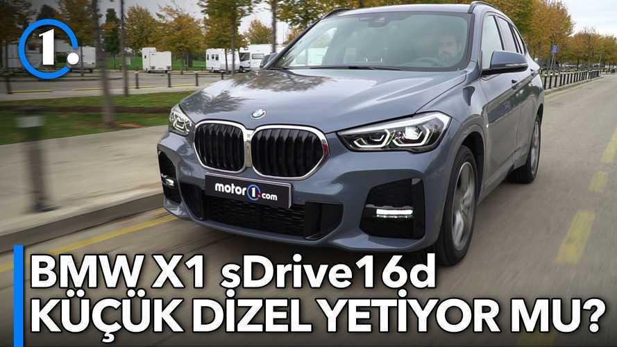 2020 BMW X1 sDrive16d | Neden Almalı?