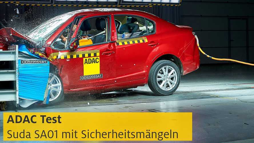 This Chinese EV Tested In Germany Reminds Us Why Crash Safety Matters