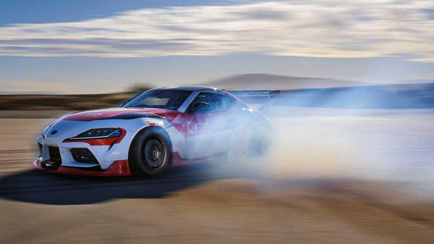 """Toyota ve Stanford Üniversitesi'nden, """"daha güvenli drift"""" araştırması"""