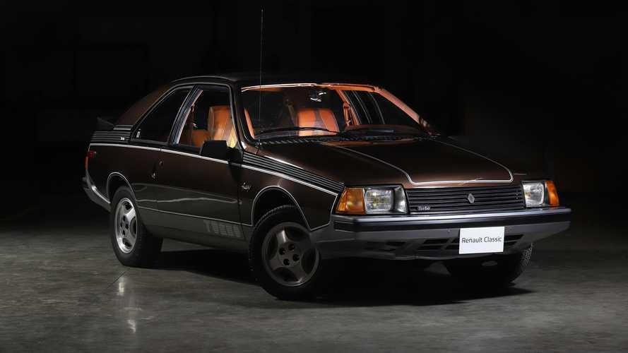 ¿Y si el Renault Fuego Turbo se convirtiera en un coche eléctrico?