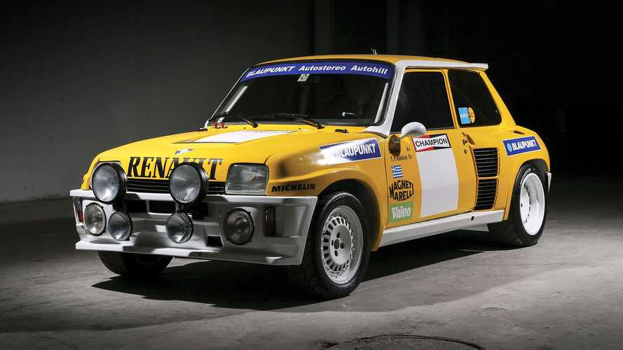Renault 5 Turbo vs Renault 5 Prototype