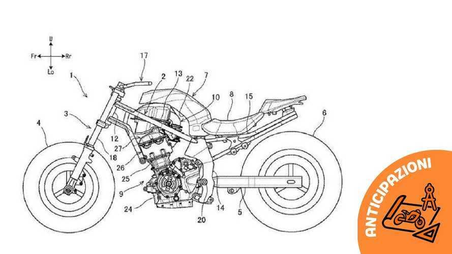 Suzuki moto, una nuova SV650 in arrivo
